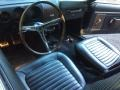 1969 AMX Coupe Black Interior