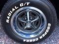 1969 AMX Coupe Wheel