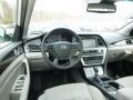 Beige Dashboard Photo for 2017 Hyundai Sonata #119245677