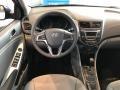Dashboard of 2017 Accent SE Sedan