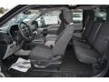 Black Front Seat Photo for 2017 Ford F150 #119248151