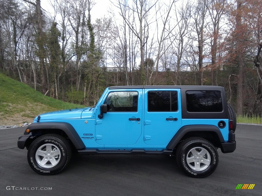 2017 chief blue jeep wrangler unlimited sport 4x4 119241986 photo 10 car. Black Bedroom Furniture Sets. Home Design Ideas