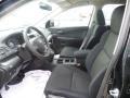 Black 2016 Honda CR-V Interiors