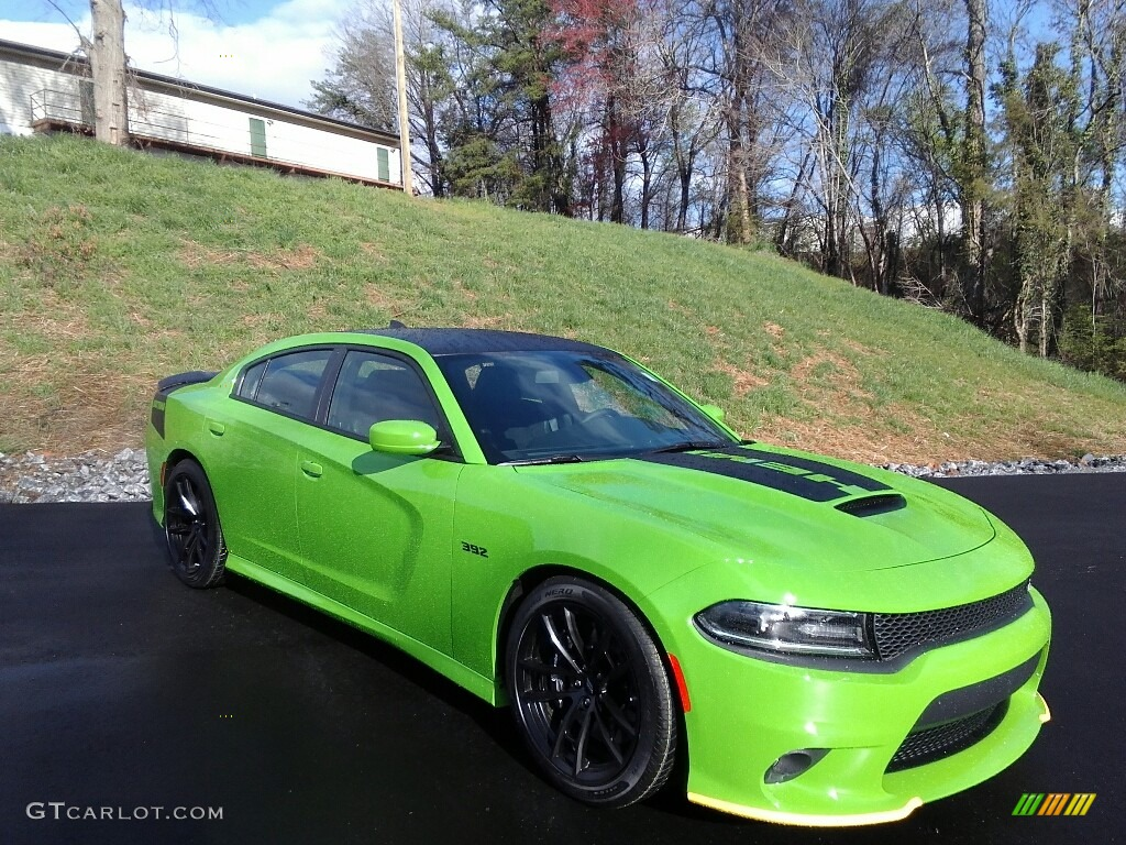 Go Mango Charger >> 2017 Green Go Dodge Charger Daytona 392 #119241984 Photo #4 | GTCarLot.com - Car Color Galleries