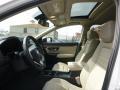 2017 White Diamond Pearl Honda CR-V EX-L AWD  photo #7