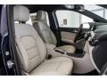 2017 B 250e Crystal Grey Interior