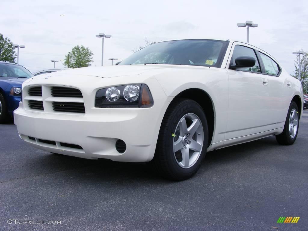 2009 Stone White Dodge Charger Se 11892050 Gtcarlot Com