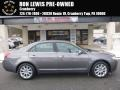 Sterling Gray Metallic 2012 Lincoln MKZ AWD