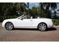 Glacier White 2008 Bentley Continental GTC