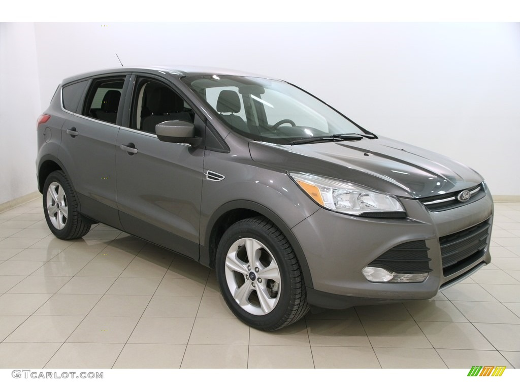 2014 sterling gray ford escape se 1 6l ecoboost 119281431. Black Bedroom Furniture Sets. Home Design Ideas