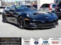 Black 2013 Chevrolet Corvette Coupe