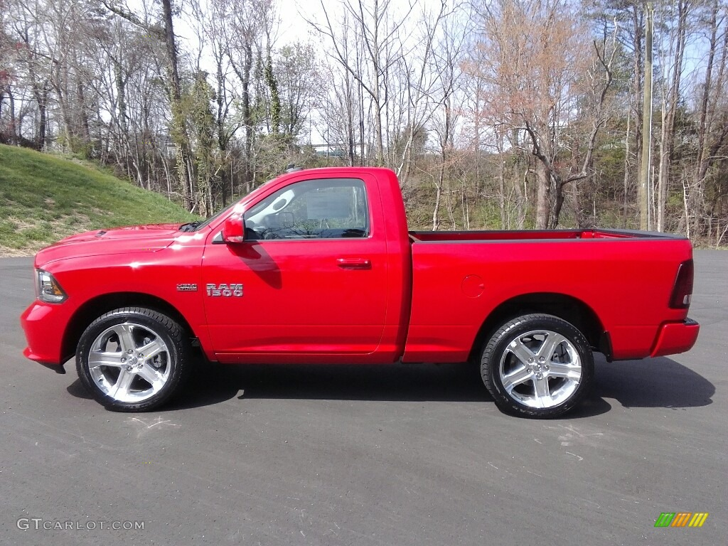 2017 flame red ram 1500 sport regular cab 119338796 photo 27 car color galleries. Black Bedroom Furniture Sets. Home Design Ideas