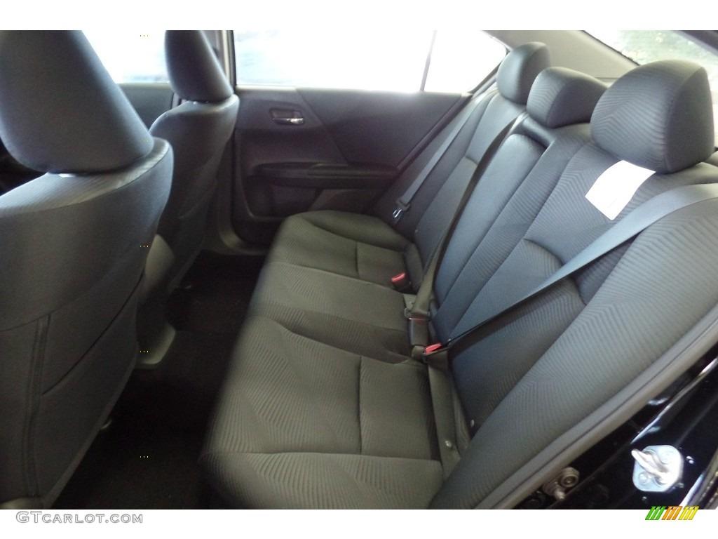 2017 crystal black pearl honda accord lx sedan 119339082 photo 7 car color. Black Bedroom Furniture Sets. Home Design Ideas