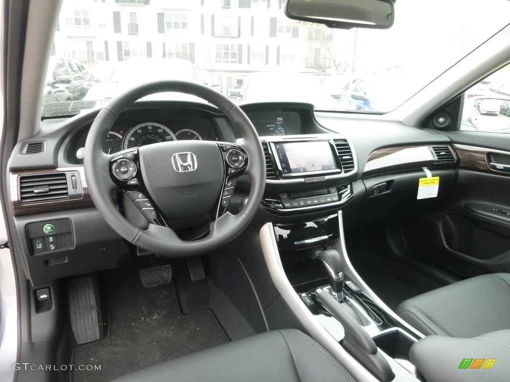 2017 Lunar Silver Metallic Honda Accord Ex L Sedan 119354910 Photo 8 Car