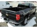 Graphite Metallic - Silverado 1500 LT Double Cab 4x4 Photo No. 2