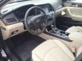 Beige Interior Photo for 2017 Hyundai Sonata #119385494
