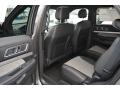 Ebony Black Rear Seat Photo for 2017 Ford Explorer #119392682
