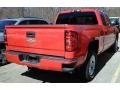 Red Hot - Silverado 1500 LT Double Cab 4x4 Photo No. 2