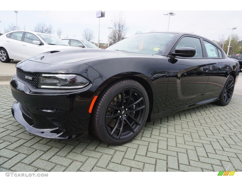 2017 Dodge Charger Rt White >> 2017 Pitch-Black Dodge Charger Daytona 392 #119384901 Photo #5 | GTCarLot.com - Car Color Galleries