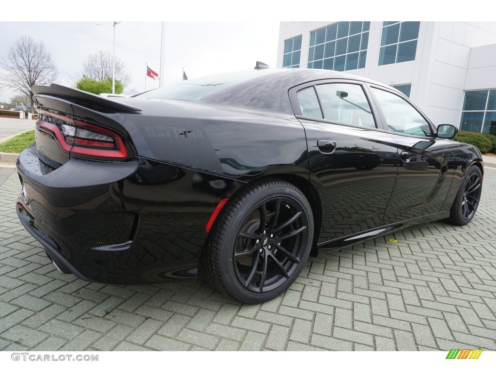 Daytona Charger 2017 Black >> 2017 Pitch-Black Dodge Charger Daytona 392 #119384901 Photo #3 | GTCarLot.com - Car Color Galleries