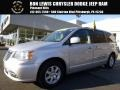 Bright Silver Metallic 2011 Chrysler Town & Country Touring