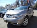2011 Platinum Graphite Nissan Murano SV AWD  photo #1
