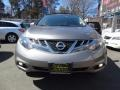 2011 Platinum Graphite Nissan Murano SV AWD  photo #2