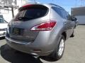 2011 Platinum Graphite Nissan Murano SV AWD  photo #4