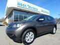 2014 Urban Titanium Metallic Honda CR-V EX AWD  photo #1