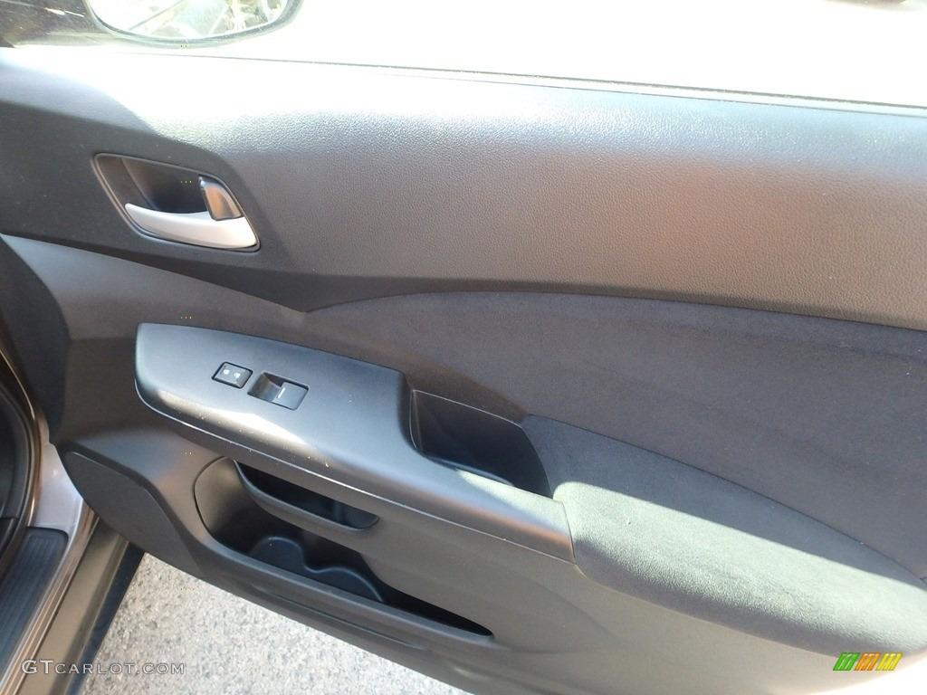 2014 CR-V EX AWD - Urban Titanium Metallic / Black photo #12