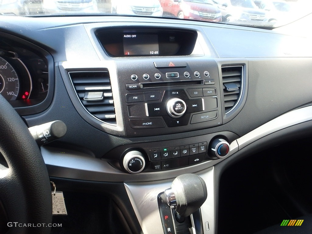 2014 CR-V EX AWD - Urban Titanium Metallic / Black photo #22