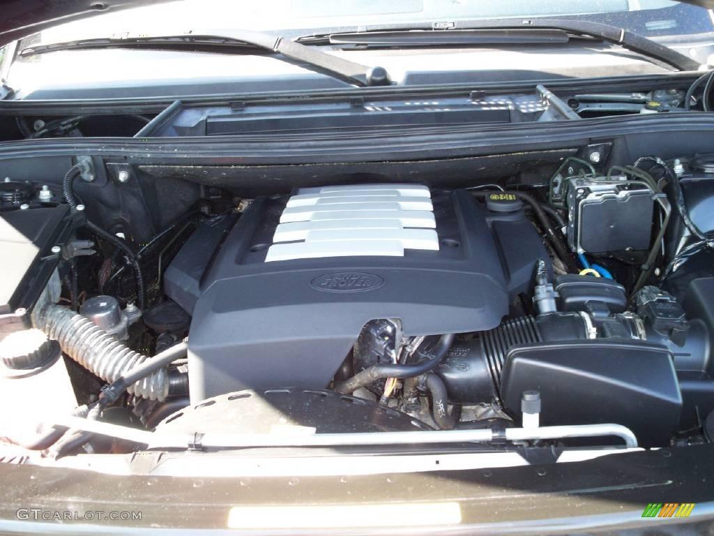 2007 Range Rover HSE - Java Black Pearl / Charcoal photo #20