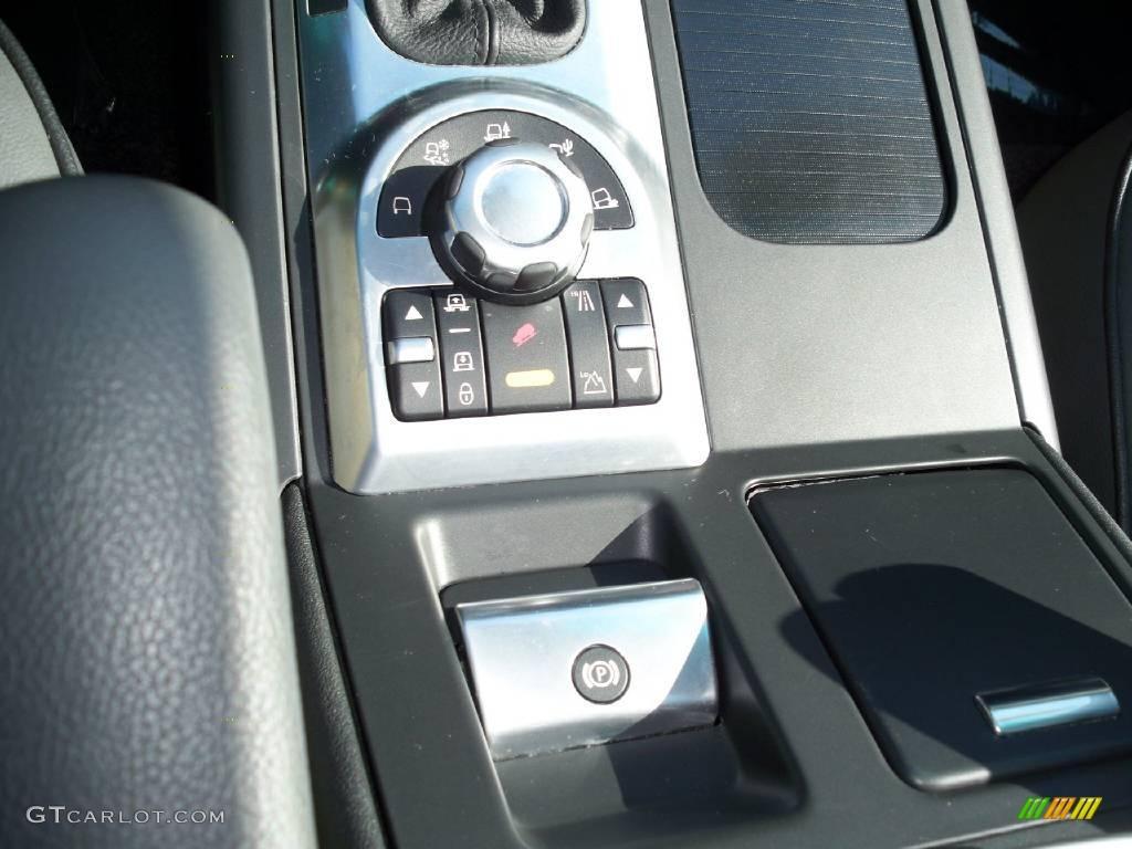 2007 Range Rover HSE - Java Black Pearl / Charcoal photo #21