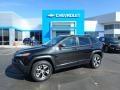 Brilliant Black Crystal Pearl 2014 Jeep Cherokee Trailhawk 4x4