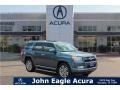 2013 Shoreline Blue Pearl Toyota 4Runner Limited #119408104
