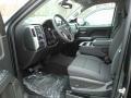 Graphite Metallic - Silverado 1500 LT Double Cab 4x4 Photo No. 4