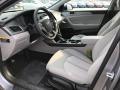 Gray Interior Photo for 2017 Hyundai Sonata #119452596