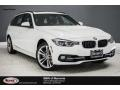Alpine White 2017 BMW 3 Series 330i xDrive Sports Wagon