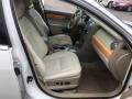 2008 White Suede Lincoln MKZ AWD Sedan  photo #17