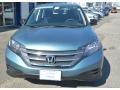 2014 Twilight Blue Metallic Honda CR-V LX AWD  photo #2
