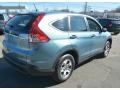 2014 Twilight Blue Metallic Honda CR-V LX AWD  photo #6