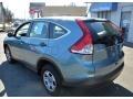 2014 Twilight Blue Metallic Honda CR-V LX AWD  photo #10