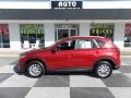 Soul Red Metallic 2016 Mazda CX-5 Sport