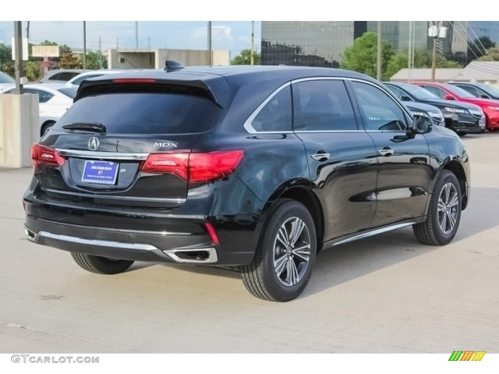2017 Crystal Black Pearl Acura Mdx 119480917 Photo 7 Car Color Galleries