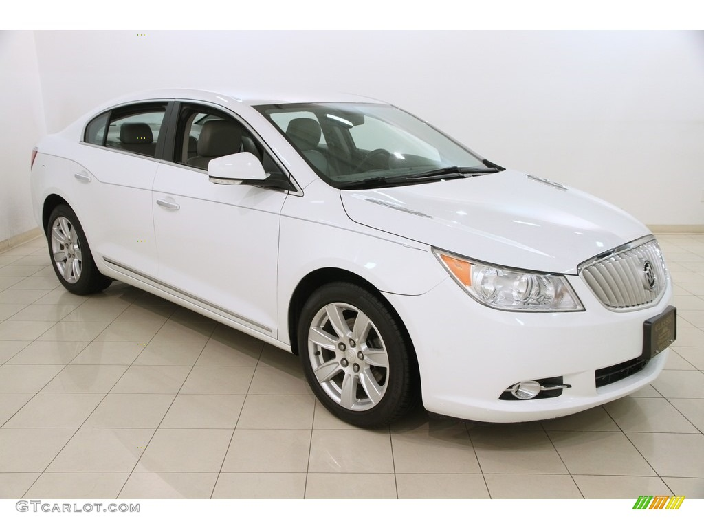 2011 summit white buick lacrosse cxl 119503422 photo 17 car color galleries. Black Bedroom Furniture Sets. Home Design Ideas