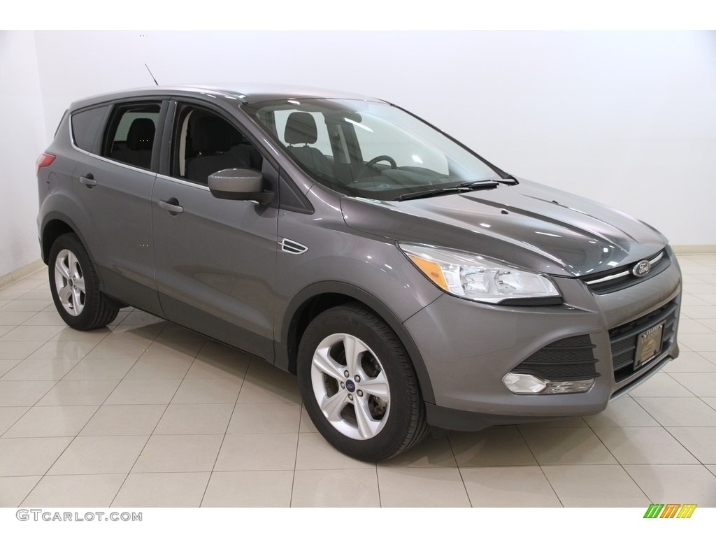 2014 sterling gray ford escape se 1 6l ecoboost 4wd 119526069 car color galleries. Black Bedroom Furniture Sets. Home Design Ideas