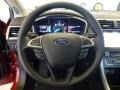Medium Light Stone Steering Wheel Photo for 2017 Ford Fusion #119553726