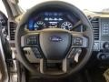 Earth Gray Steering Wheel Photo for 2017 Ford F150 #119568960