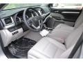 Ash 2017 Toyota Highlander Interiors