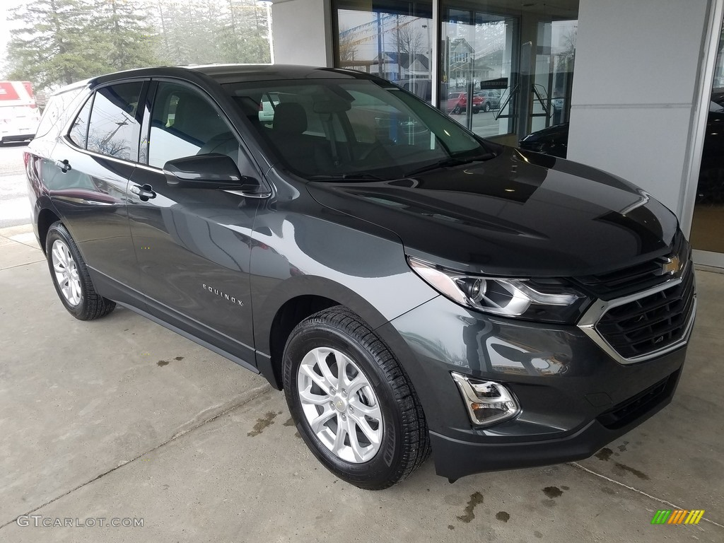 2018 chevrolet equinox black. wonderful chevrolet 2018 equinox lt  nightfall gray metallic  jet black photo 1 throughout chevrolet equinox black